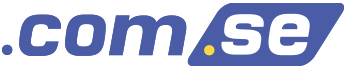 .com.se - registrera Sveriges domännamnsalternativ Logo